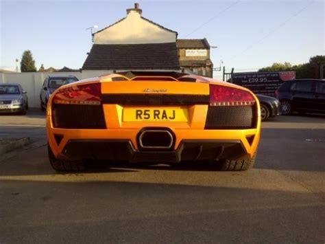 New Lamborghini For Sale Uk For Sale Lamborghini Murcielago Lp 640 Roadster