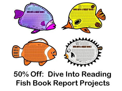 into the book report into the book report 28 images dive into reading fish