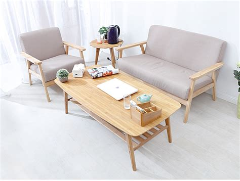 Contemporary Table Ls Living Room Modern Coffee Table Bamboo Furniture Living Room Rectangle Low Tea Center Table Design Indoor