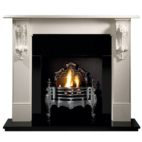 Fireplace Baskets by Gallery Cast Iron Basket Fireplaces Are Us