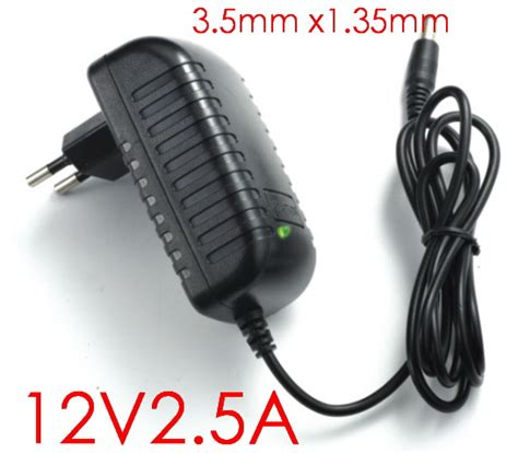 High Quality Adaptor 12v 5a 1 1pcs high quality 12v 2 5a 30w tablet battery charger ac adapter for cube i7 cube i9 tablet pc