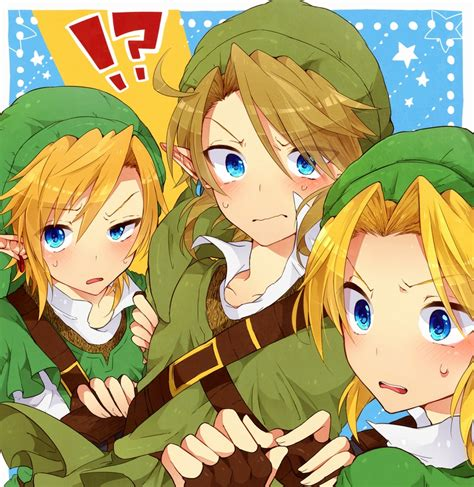 9 Anime Link by Sky X Time X Twilight X Reader Fourth Triforce 1 By