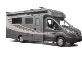 Ford Class C Rv Ford Transit Based Class C Motorhomes Debut