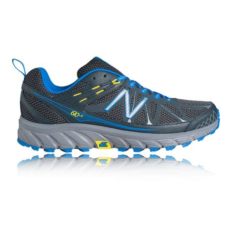 new balance sport shoe new balance mt610v4 mens grey trail road running sports