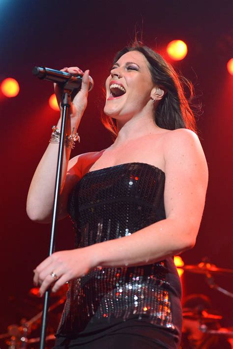 floor jansen in nightwish performs at the city national