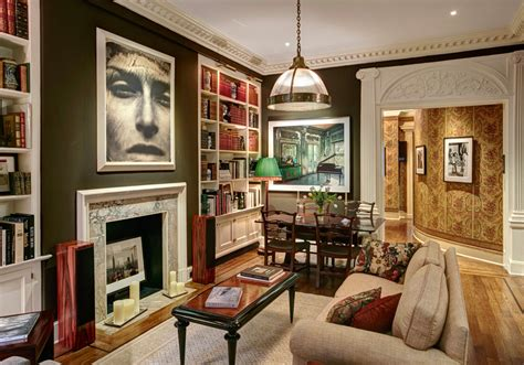 New York Townhouse New York City Residential Interior Interior Design For New Home