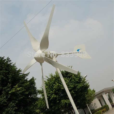 600w wind power generator type maglev wind turbine for
