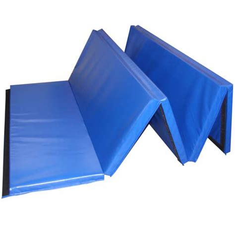 folding mats 5x10 ft x 2 inch martial arts folding