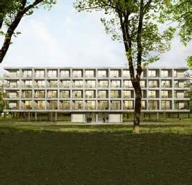 Cost Of Mba From Hec by Hec Student Housing Martin Duplantier Architectes