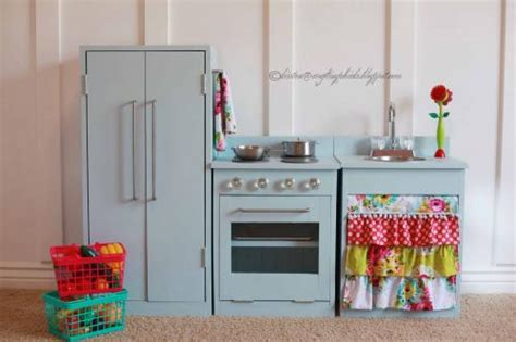 Diy Kitchen Set by White Simple Play Kitchen Stove Diy Projects