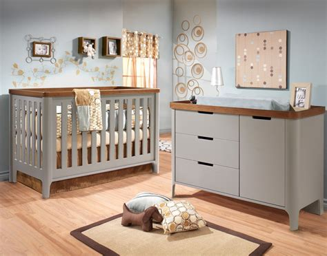 Baby Nursery Decor Painted Set Grey Baby Nursery Baby Furniture Nursery Sets