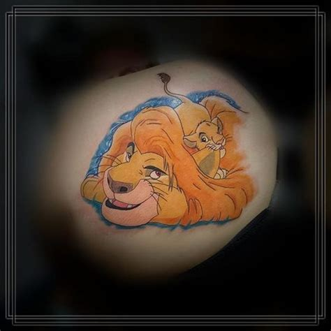 top lion king tattoos for real fans the wild tattoo