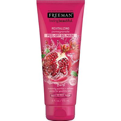 Freeman Mask Murah freeman pomegranate peel of mask 175 ml murah