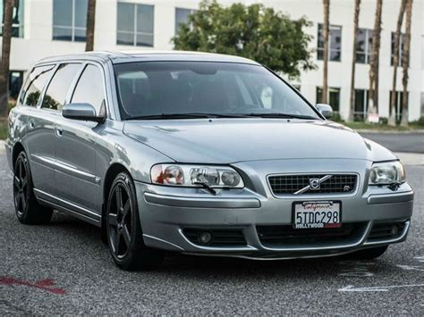 volvo v70 r wagon for sale 2006 volvo v70 r for sale in nuys ca