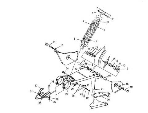 93 polaris trail 250 wiring schematic get free image about wiring diagram