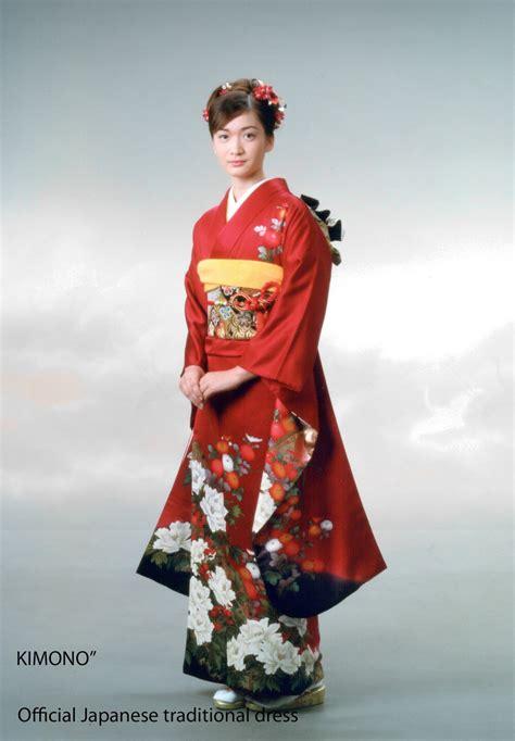 quot kimono quot japanese traditional dress mode