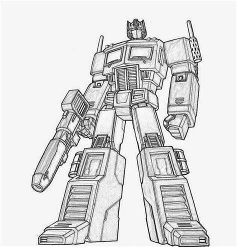 10 sketsa mewarnai gambar robot terbaru bahasapendidikan bahasapendidikan