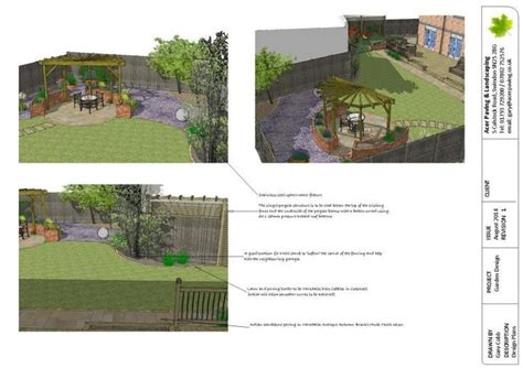Landscape Design In Sketchup 75 Best Images About Computer Aided Garden And Landscape