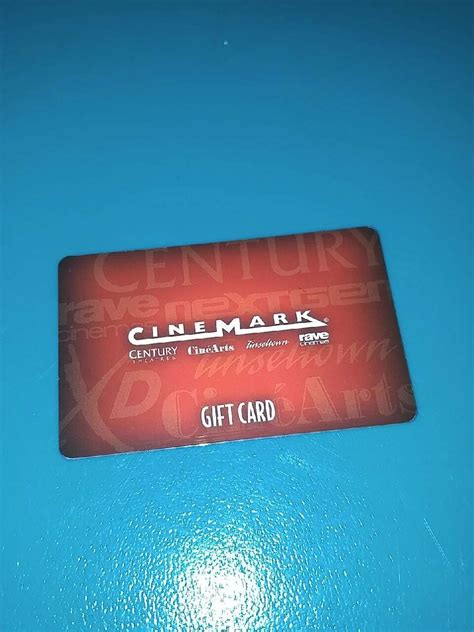 Cinemark Movie Gift Cards - letgo cinemark gift card in cuyahoga heights oh