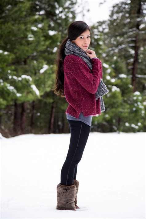 Get The Look An For The Snow by 144 Fashionable Designs Ideas Design