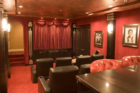Elite Dining Room Furniture by Mtv Cribs Mediterranean Home Theater