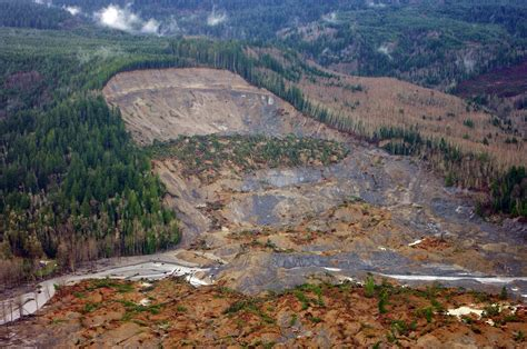 The Landslide geog100 2 landforms and environmental hazards