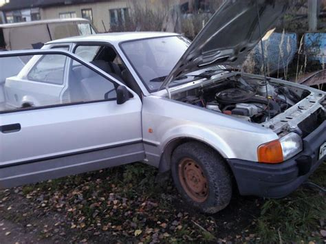 car repair manuals download 1986 ford escort transmission control 1986 ford escort overview cargurus