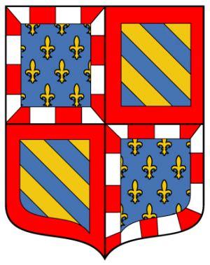 Armoiries Bourgogne by Portail Bourgogne Wikigenweb
