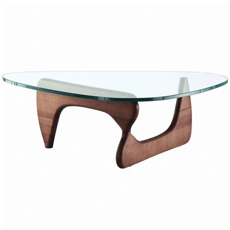 Modern Tribeca Coffee Table Walnut Tribeca Coffee Table