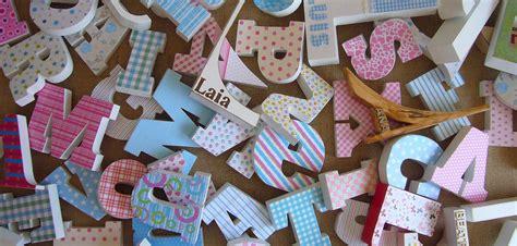 decoracion de letras de madera letras de madera para decorar personalizadas y artesanales