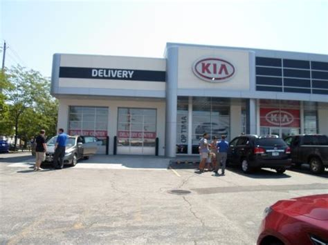 Kia Cleveland by Spitzer Kia Cleveland Car Dealership In Cleveland Oh