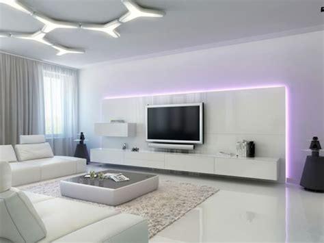 le meuble suspendu de salon decore  modernise le salon