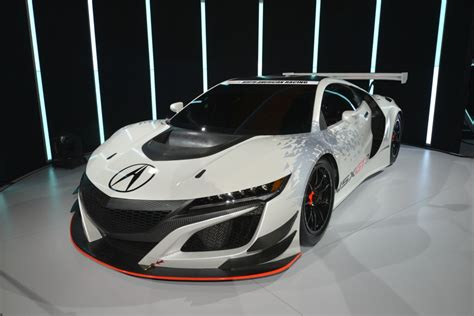 new 2017 acura nsx type r preview on specs price auto honda 2017 nsx type r new york show acura nsx gt3