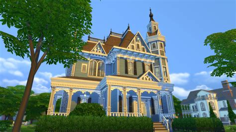 Tudor Style Houses Three Styles Of Historical Architecture In The Sims 4