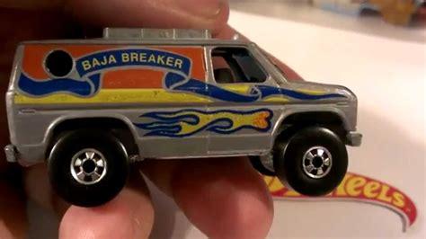 Hotwheels Baja Breaker 1 wheels 1978 release of the baja breaker part 1 78 97