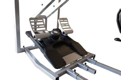 Flight Sim Chair by Gtr Flight Simulator Seat Crj Model With Adjustable