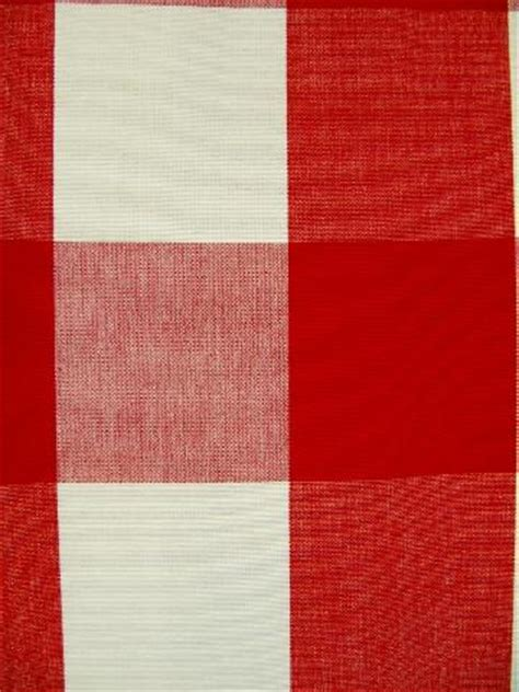 red buffalo check upholstery fabric 4 quot check red forsyth fabrics