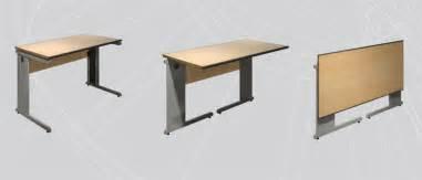 klappbarer schreibtisch edge desk 140x60 healthy workstations