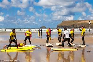cornwall s surf tax name of safety could make beaches more