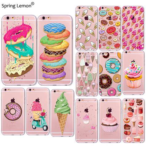 Iphone 4 4s Soft Jelly Colorful Donut Donat Casing Cover Bumper popular rainbow iphone cases buy cheap rainbow iphone