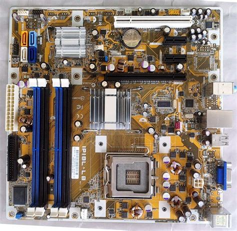 Hp Asus C2 kit motherboard hp asus 775 ddr2 c2 duo 2 33ghz