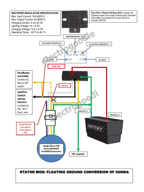 yamaha rectifier regulator wiring diagram yamaha wolverine