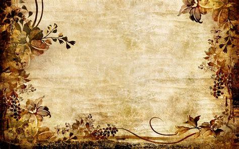 frame patterned wallpaper dried flowers frame background pattern 4234887