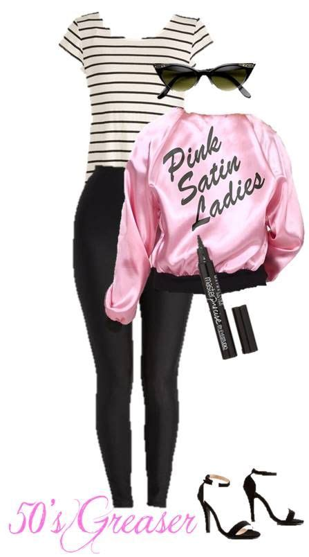 5 costumes from your closet greaser