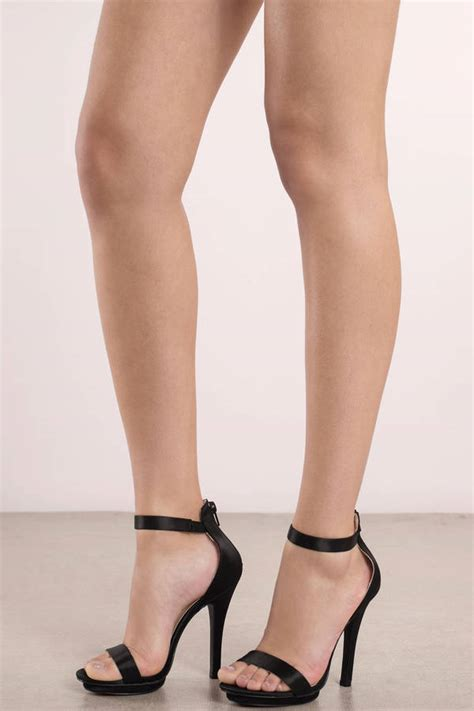 black high heels with straps black high heels with ankle www pixshark