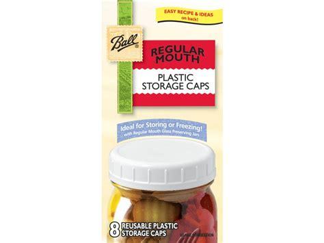 Plastic Jar Storage Caps Per Box Isi 8 Pcs Regular regular bands with dome lids canning supplies
