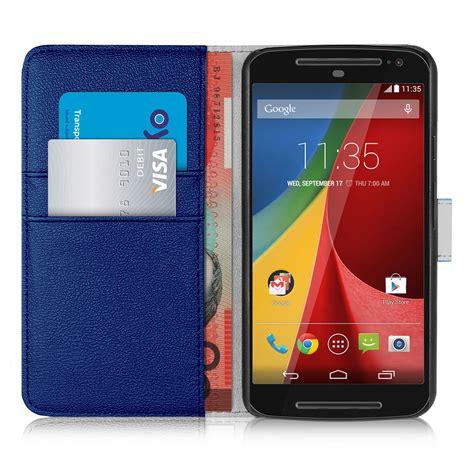 Motorola Xt Xt530 Wallet Leather Flip Cover Bumper Dompet orzly leather wallet motorola moto g 2nd blue