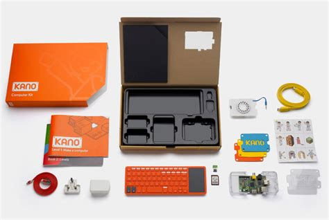diy pc kano diy computer kit by map project office uses raspberry pi