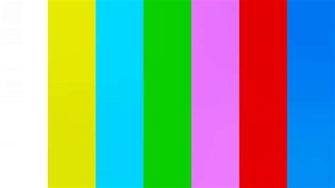 color bar 10 color bar transitions alpha channel flat version motion