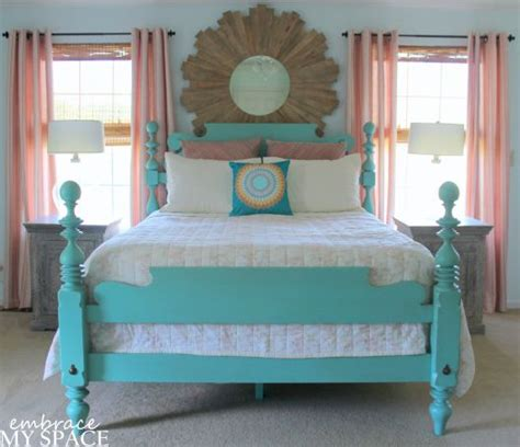 painted beds 25 best ideas about painted wood headboard on pinterest beach style headboards